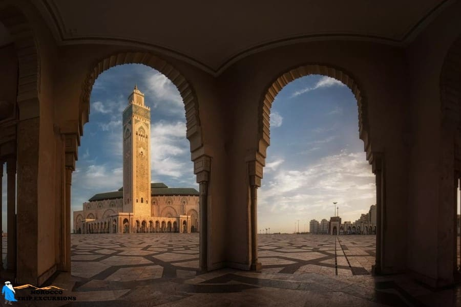 7 days in morocco starting in Marrakech   7 day morocco tour