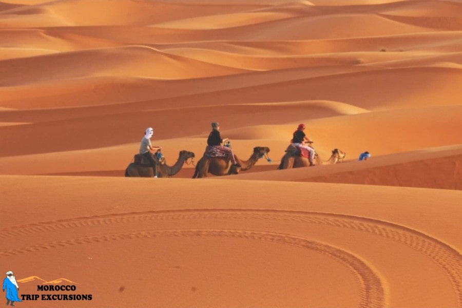 3 days desert tour from Marrakech to Merzouga Shared & Private