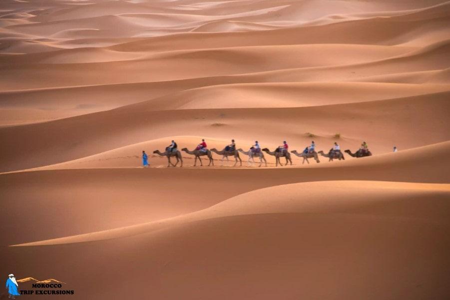3 days desert tour from Fes to Marrakech - Morocco Sahara Trip