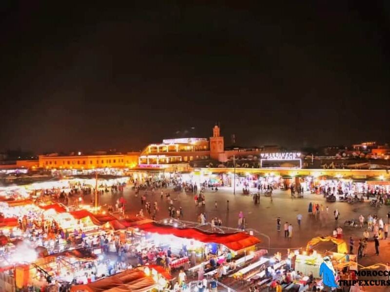 8 days in Morocco itinerary - Top 8 days tour from Casablanca
