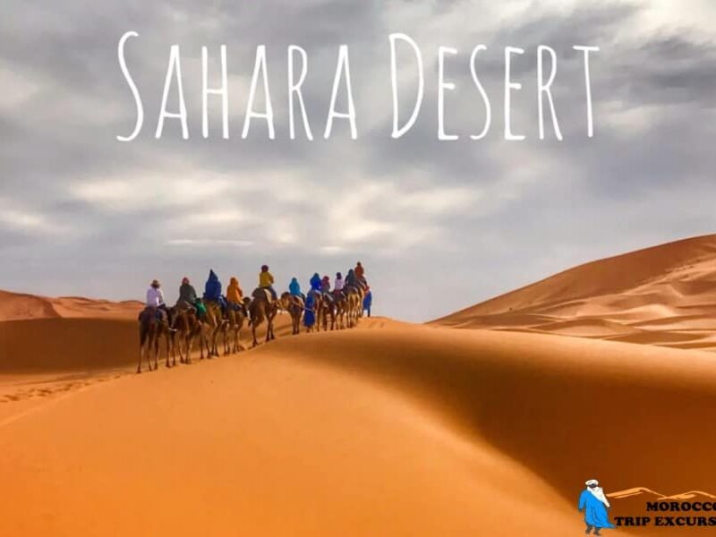 5 days in Morocco itinerary   5-day private tour from Casablanca
