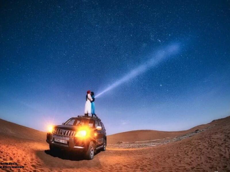 Ruta de 3 días desde Marrakech al desierto de Merzouga