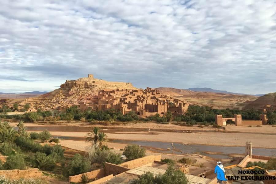 Tour de 4 días desde Marrakech a Fez por el desierto